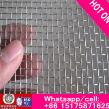 18 * 18 Aluminium Drahtgewebe mit Epoxy-Beschichtung (schwarz, grau)