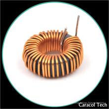3-контактный Тороидальный дроссель единого режима питания индуктивности 10мкгн для доски PCB