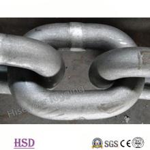 Cadena de acoplamiento Marina el ancla (abierto) sin pernos soldados con grado U1/U2/U3