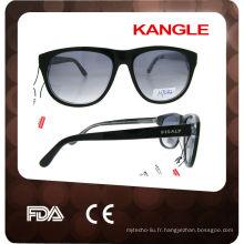 2014 New design acétate lunettes de soleil pour les femmes