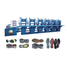 Vulcanized Rubber Sole Machine
