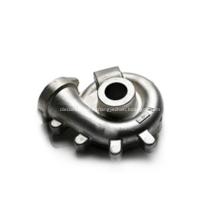 corps de valve de moulage au sable grand moulage en acier