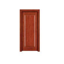 Puerta de madera sólida puerta interior de madera de la puerta del dormitorio (RW021)