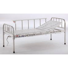 Semi-fowler bed with stainless steel head/foot board B-31-1