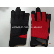 Work Glove-PVC Palm Glove-Gloves-Industrial Glove-Fishing Gloves-Safety Glove-Labor Glove