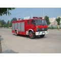 6ton espuma de veículo especial de Dongfeng incêndio caminhão Euro2