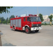 6ton Dongfeng special vehicle foam Fire Truck Euro2