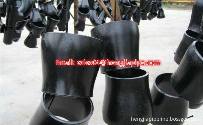 EN10253 seamless pipe reducer