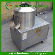 Chine usine d'alimentation électrique éplucheuse de pommes de terre / machine à éplucher les pommes de terre à vendre
