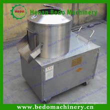 China factory supply electric potato peeler / potato peeling machine for sale