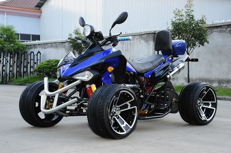 350 CC RACING QUAD