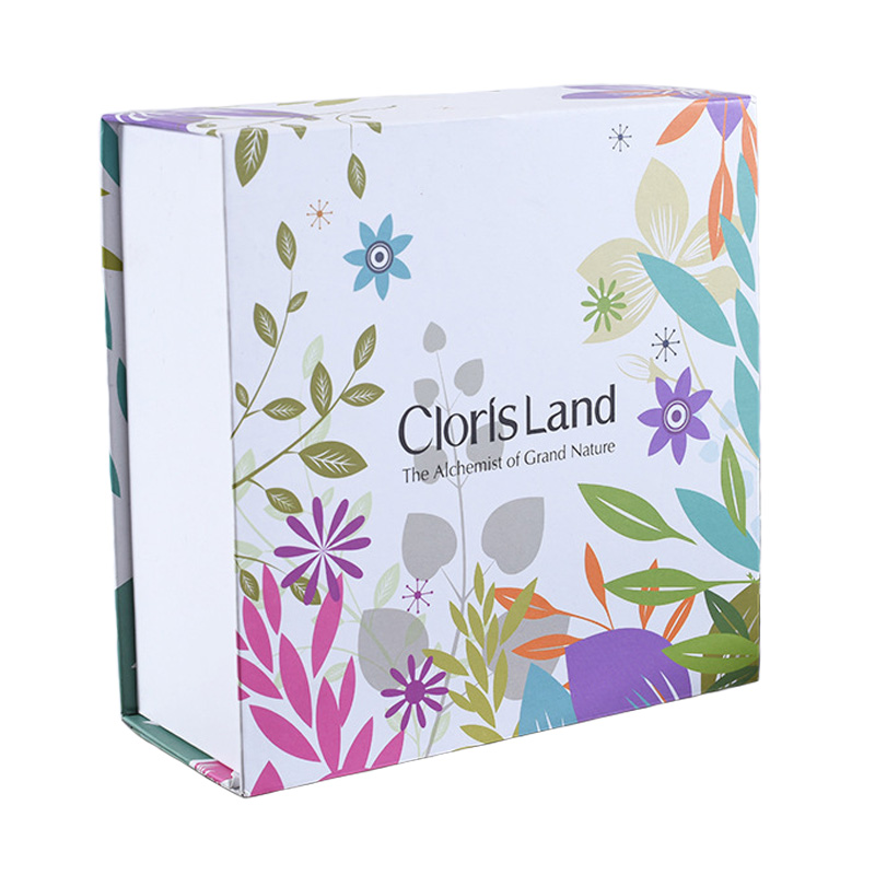 Paper Foldable Rigid Gift Box