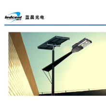 80W Solar LED Street Light with CE RoHS FCC Certification