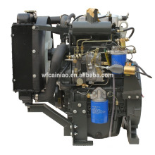 2110G 27KW 40HP motor diesel de dois cilindros