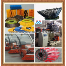 disc brush drilling and tufting machine/brush making machine/CNC brush machine