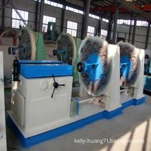 Double Carrier Cotton Braiding Machine