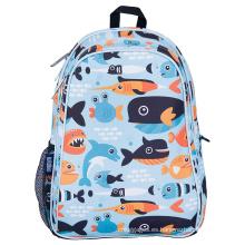 Mochila de niños de dibujos animados lindo preescolar mochila escolar