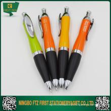 Gola de borracha grande caneta para promoção