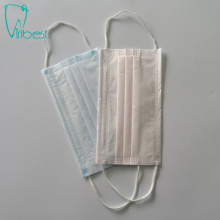 Disposable Non-Woven Surgical Short Faber Face Mask