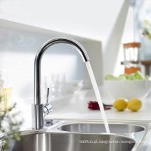 Misturador de lavatório torneira de água e faucet de bacia de cozinha