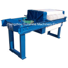 Sonnenblumenöl Kammer Filterpresse Filter