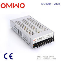 Voltage Converter 200W 24V DC DC Power Supply for Voltage Stable Function