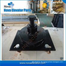 Elevator Anti-Vibration Pad mit Befestigungselementen für Traktionsmotor