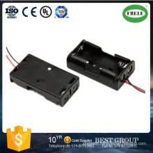 AAA Battery Holder Switch Battery Main Switch Waterproof Battery Holder