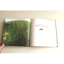 Livre de coloriage d'enfants avec stylo Blendy / Creatinvity pour les enfants