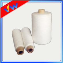 High strength 100% spun polyester yarn 22/1