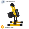 rechargeable portable work lighting outdoor led flood light