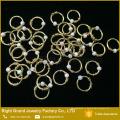Уникальный Необычные Кольца В Носу Опал Шар Золотой Нос Кольцо Индийский Нос Пирсинг Ювелирные Изделия