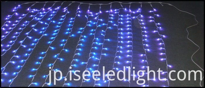 led curtain