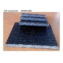 bande transporteuse PVC résistant au feu 1400 s