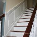 Modern Design Round Solid Wood Handrail Price