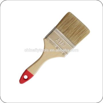 Escova de cabelo de cerdas de javali