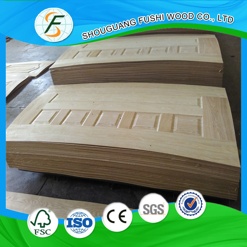 Moulded Wood HDF Door Skin