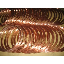 Red Color Copper Wire 1.0mm