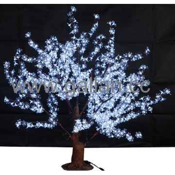 중국 정원 조명에 대 한 33W LED 인공 나무
