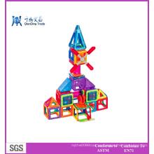 Magnetic DIY auto-ensamblar niños educativos juguetes