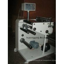 420 Máquina de corte y rebobinadora