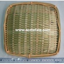 De buena calidad China bambú productos bambú cesta