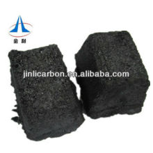 Graphite electrode paste used in alloy furnace