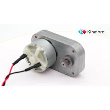 Custom Made 12V DC Motor with Gearbox Reduction Gear Motor