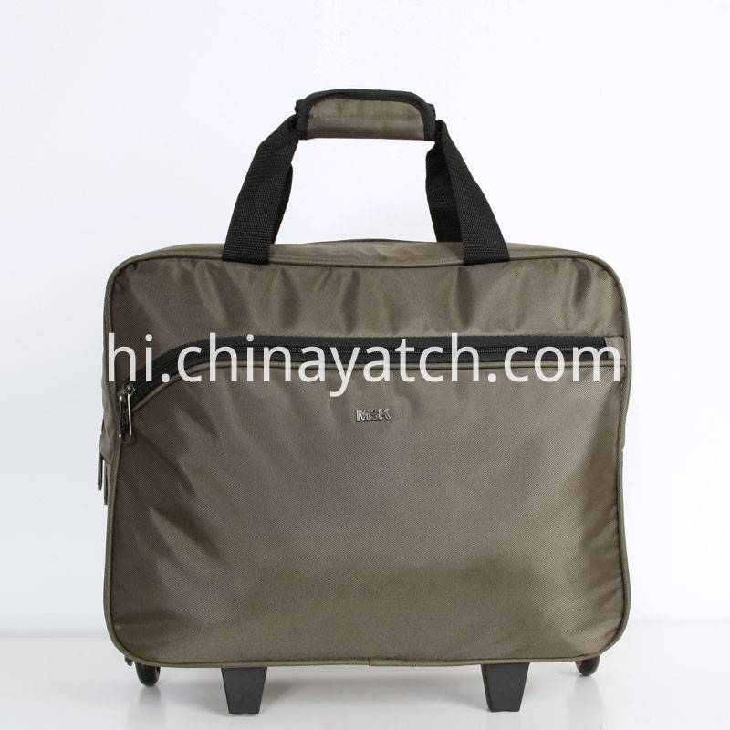 840D Laptop Trolley Case