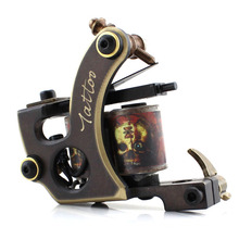 Shader Tattoo Machine & Tattoo Gun