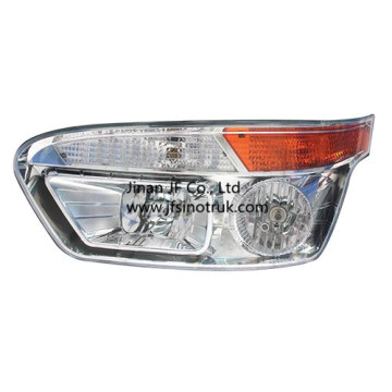Higer Bus Kinglong Bus Sunwin Bus Head Lamp