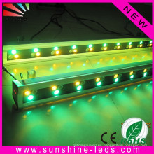 Luz de la arandela de la pared de IP65 72W RGBW / RGB LED