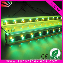 IP65 72W RGBW/RGB LED Wall Washer Light