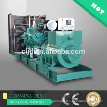 Электрические цены на генераторные агрегаты мощностью 1125кВА